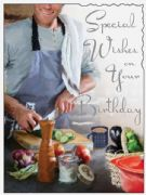 Head Chef Birthday Card